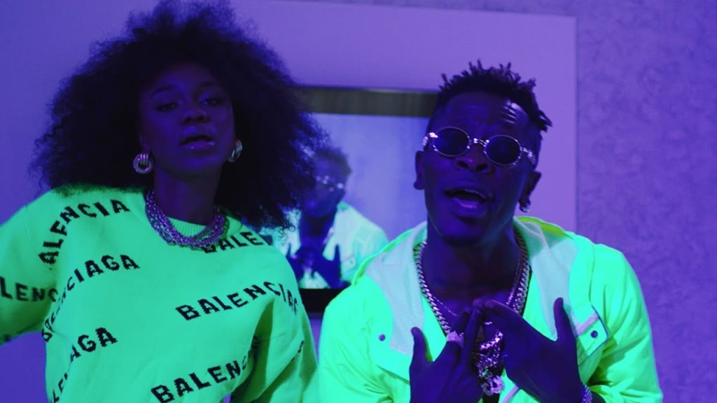 Driving License by Becca & Shatta Wale Mp4 Download