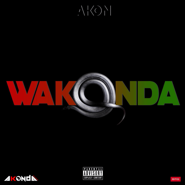 Wakanda by Akon Mp3 Download