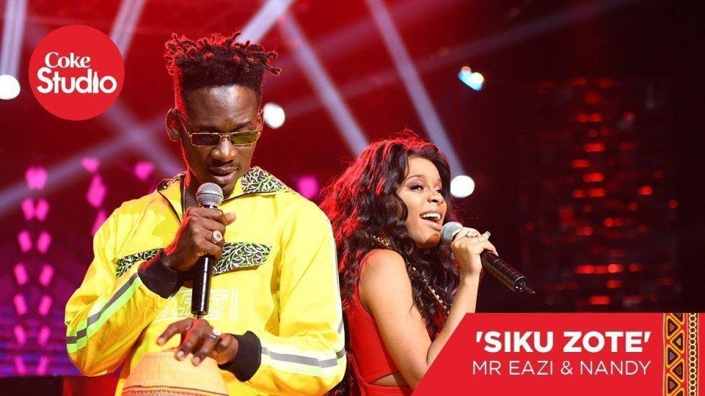 Siku Zote by Mr Eazi & Nandy Mp3 Download
