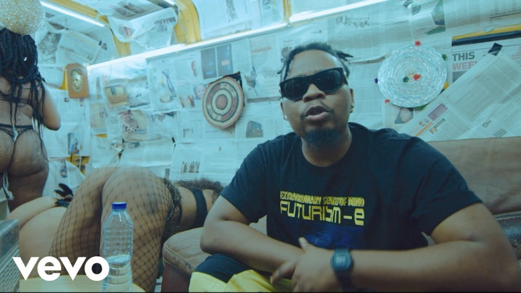 Olamide Pawon Video - Mp4 Download