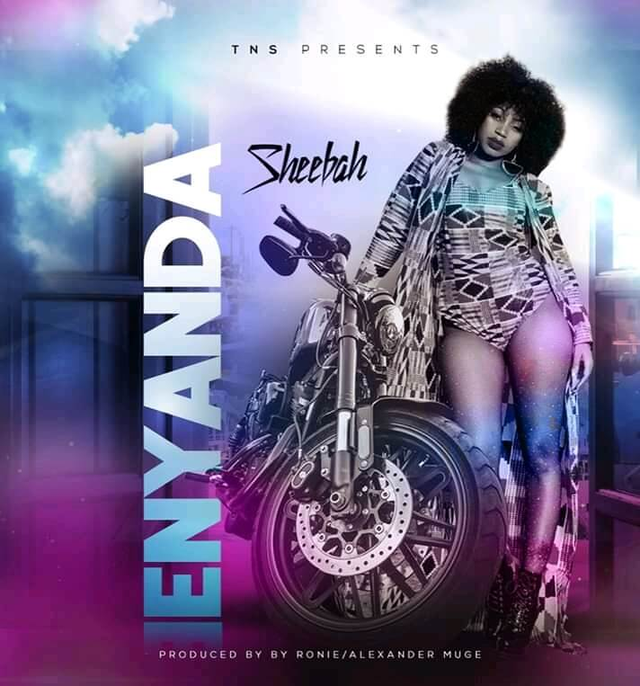 Enyanda by Sheebah Mp3 Download