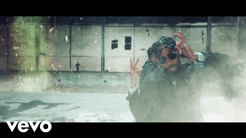 Deal With It Video by Phyno