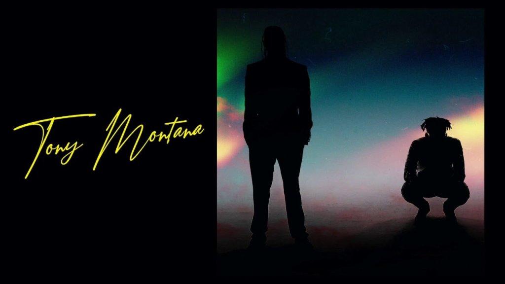Mr Eazi Tony Montana ft Tyga