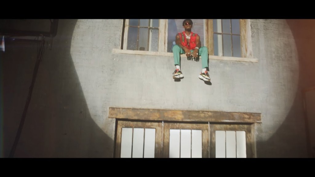 Diamond Platnumz Sound ft Teni Video