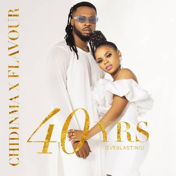 Flavour x Chidinma 40 years Everlasting Album