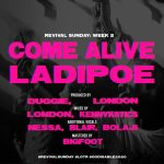 Ladipoe Come Alive
