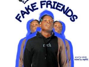 E zee Fake friends mp3 image