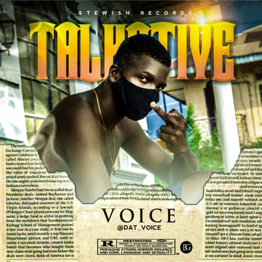 Voice Kenchi Talkative