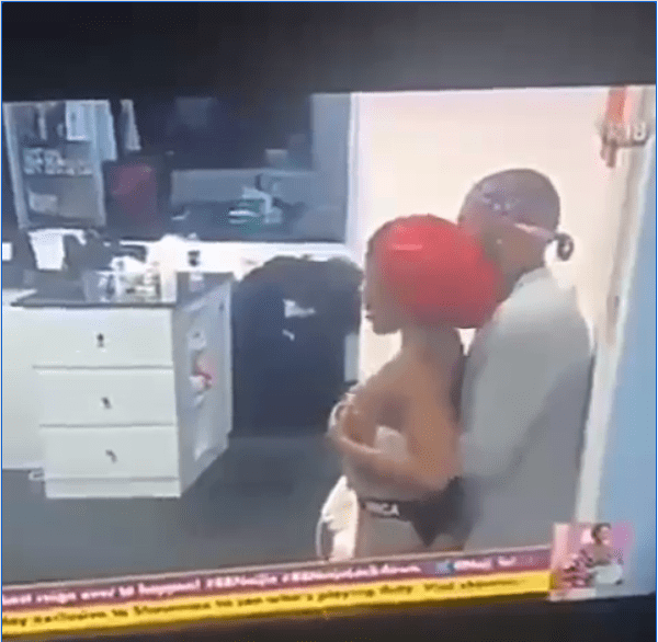 Kiddwaya Smooches Ericas Breast KOKO TV NG 2