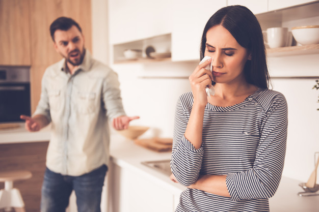 woman is crying while man is scolding 85574 13781