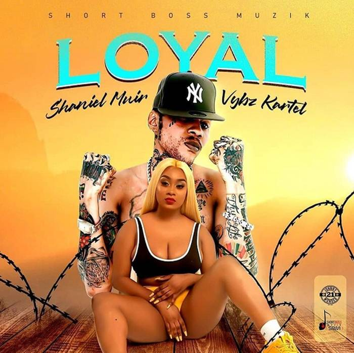 Vybz Kartel Loyal artwork