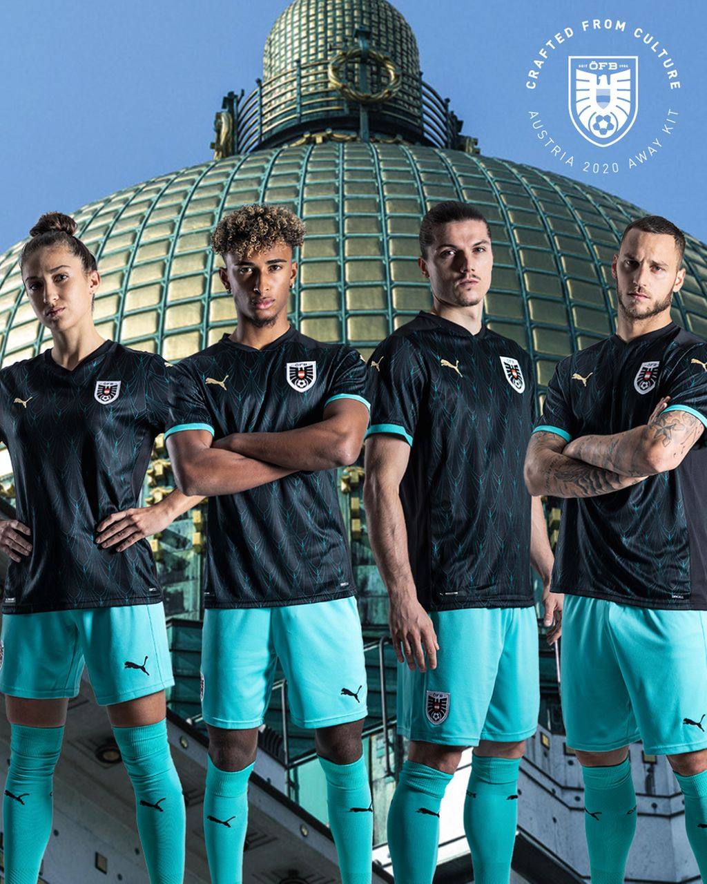 austria euro 2020 puma away kit 3