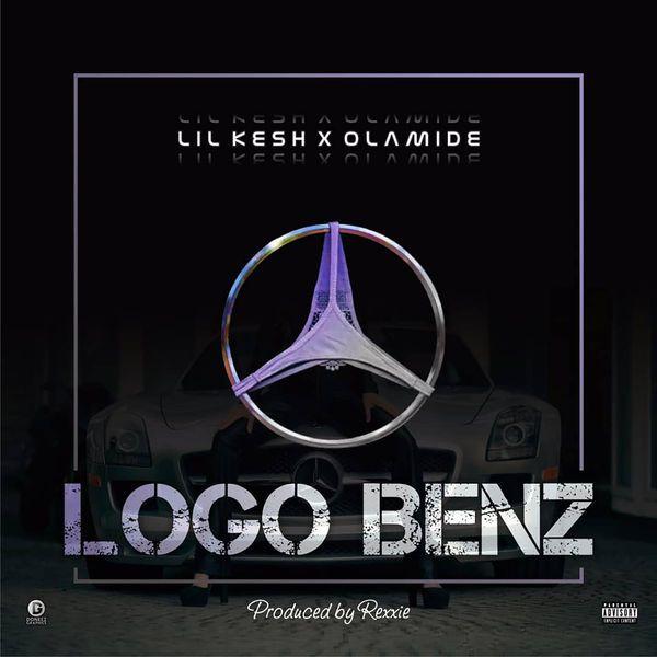 Lil Kesh Olamide Logo Benz