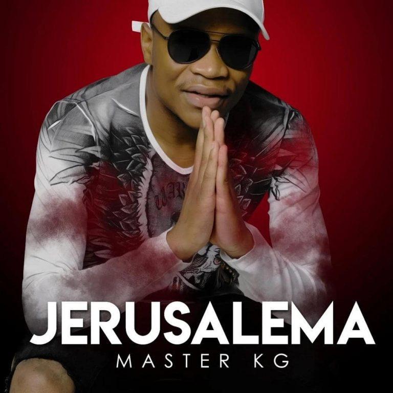 Master KG Jerusalema Album 768x768 1