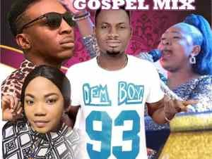 DJ Akin G - Gospel Mix (Mixtape)