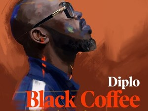 Black Coffee Never Gonna Forget