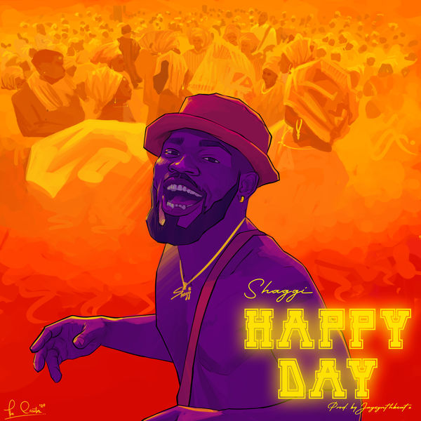 Broda Shaggi Happy Day