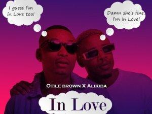 Otile Brown ft Alikiba In Love