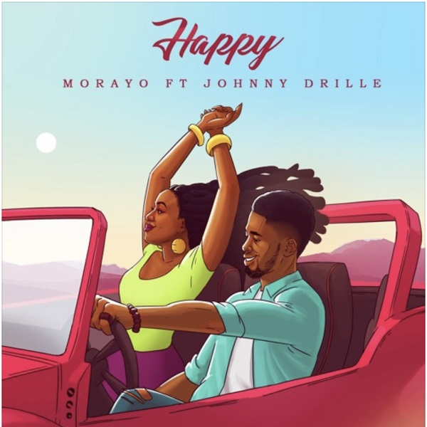 Morayo Happy Artwork