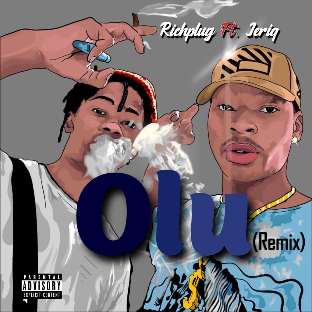 Richplug Olu Remix ft JeriQ mp3 image scaled 1