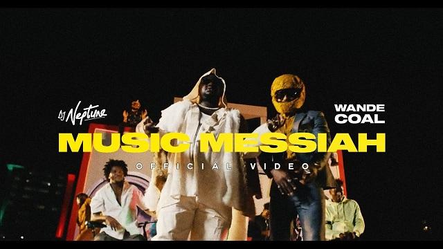 DJ Neptune Music Messiah Video