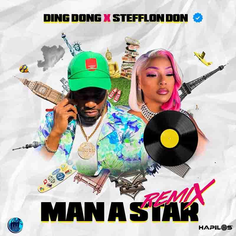 ding dong man a star remix