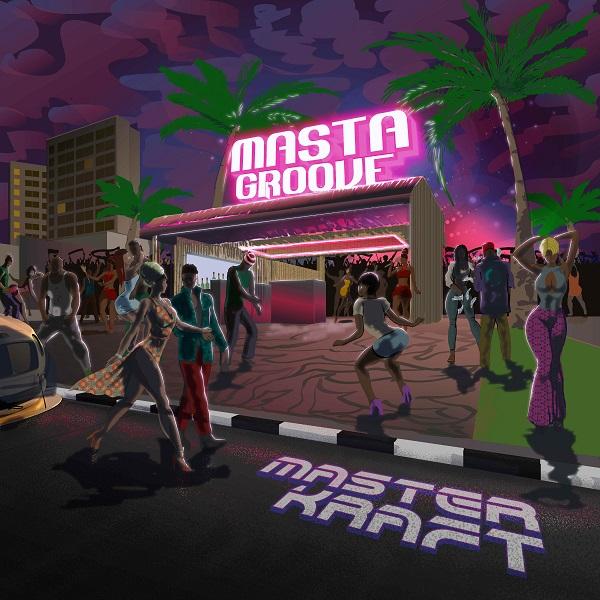 Masterkraft Masta Groove 2