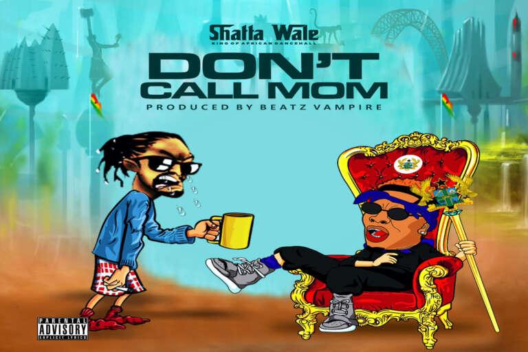Shatta Wale – Don't Call Mom