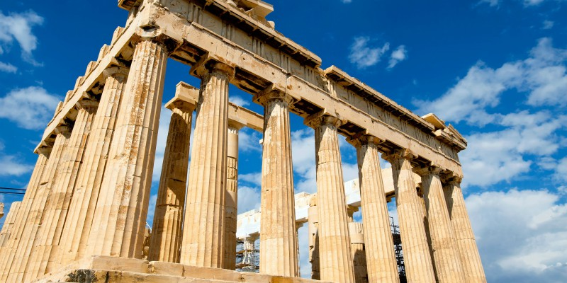 Travel blog: Seek out the Birthplace of Gods Among the Mythical Greek Islands