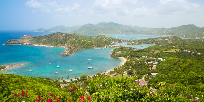 Travel blog: Discover a Beach for Every Day of the Year in Antigua