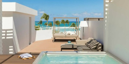 Excellence Punta Cana Rooftop Terrace
