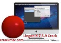 Lingon X 7.5.9 Crack Keygen With Serial Key 2020 (Mac) Free Download