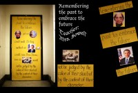 Black History Month Door Contest Welcome