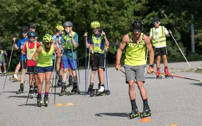 Learn-to-Rollerski Clinic – Vermont, July 11