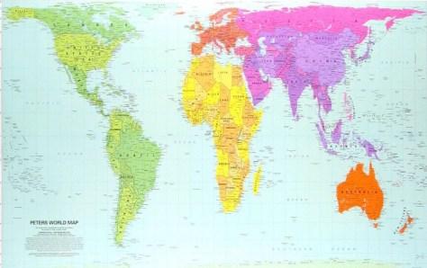 realna mapa