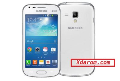 Samsung GT-S7582 mtk All version firmware flash file