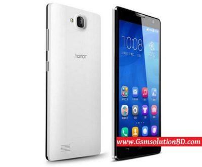 Huawei Clone Honor 3C MT6582 4 2 2 Jiake Logo firmware flash