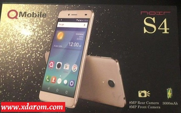 Qmobile S4 MT6580 6 0 Firmware Flash File 100% Tested