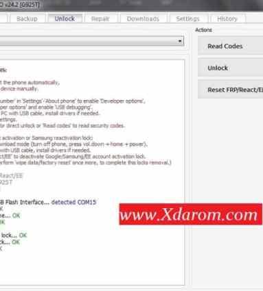 Samsung J7 SM-J700H Frp Remove & Combination File Download