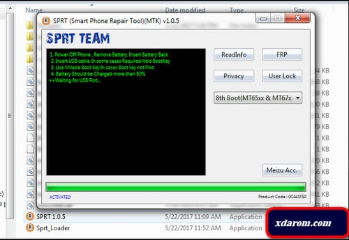 MTK FRP Tool (Remove FRP Lock Tool) Download | XDAROM COM