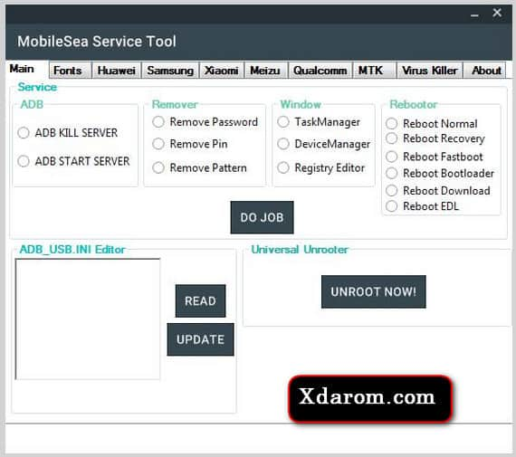 MobileSea Service Tool Crack V2 1 100% Working Download