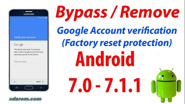 Google Account Bypass