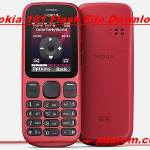 Nokia 101 Flash File (RM-769) V8.10 MCU,PPM,CNT Download