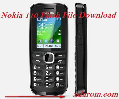 Nokia 110 Flash File (RM-827) V3 48 100% Tested Download