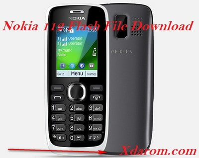 Nokia 112 Flash File (RM-837) V3 48 Latest Version Download | XDAROM COM