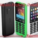 Nokia 215 Flash File (RM-1110) Bangla Language Download