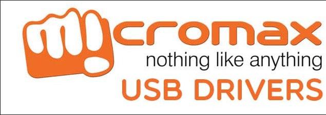 Micromax USB Driver