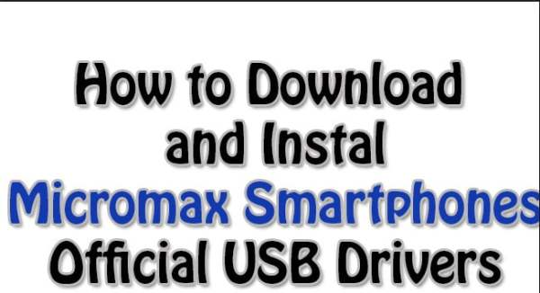 micromax usb driver for windows 7 free download