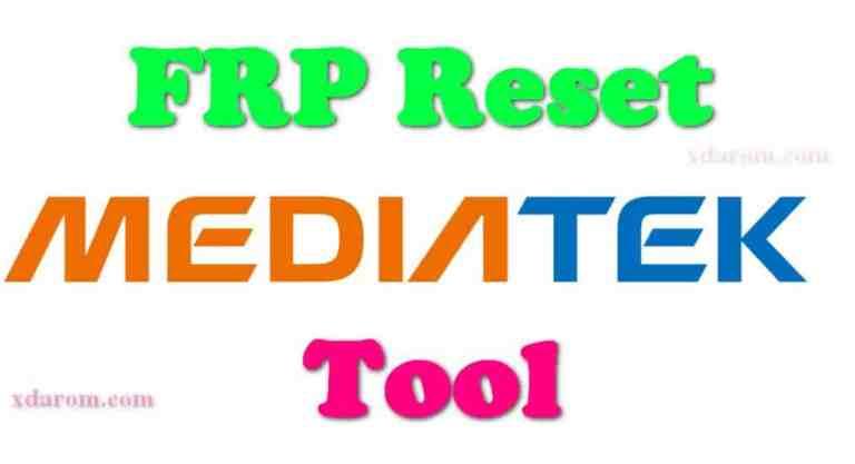 MTK FRP Remove Files