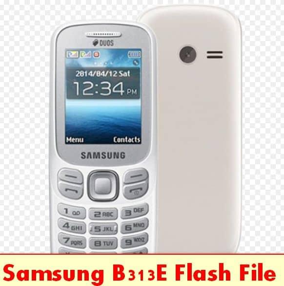Samsung B313E Flash File